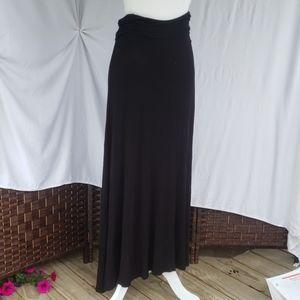 Body central high waist long dress size M